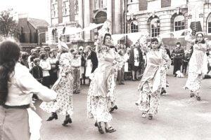 Maids of Barum, 1976