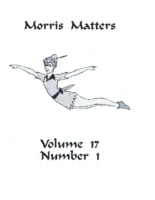 Morris Matters Vol 17 Issue 1