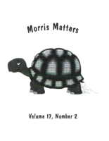 Morris Matters Vol 17 Issue 2