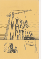 Morris Matters Vol 2 Issue 2