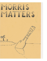 Morris Matters Vol 2 Issue 3