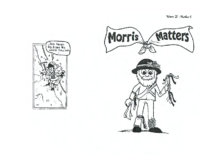 Morris Matters Vol 21 Issue 1