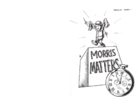 Morris Matters Vol 22 Issue 1
