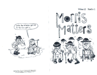 Morris Matters Vol 22 Issue 2