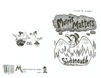 Morris Matters Vol 24 Issue 1