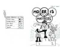 Morris Matters Vol 25 Issue 1