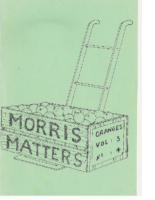 Morris Matters Vol 3 Issue 4