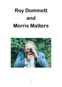 thumbnail of Roy Dommentt and Morris Matters – Beth Neill