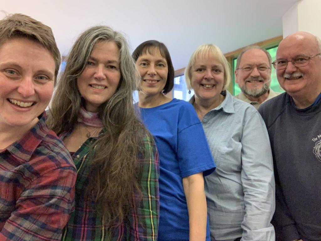Morris Federation Committee Jan 2020