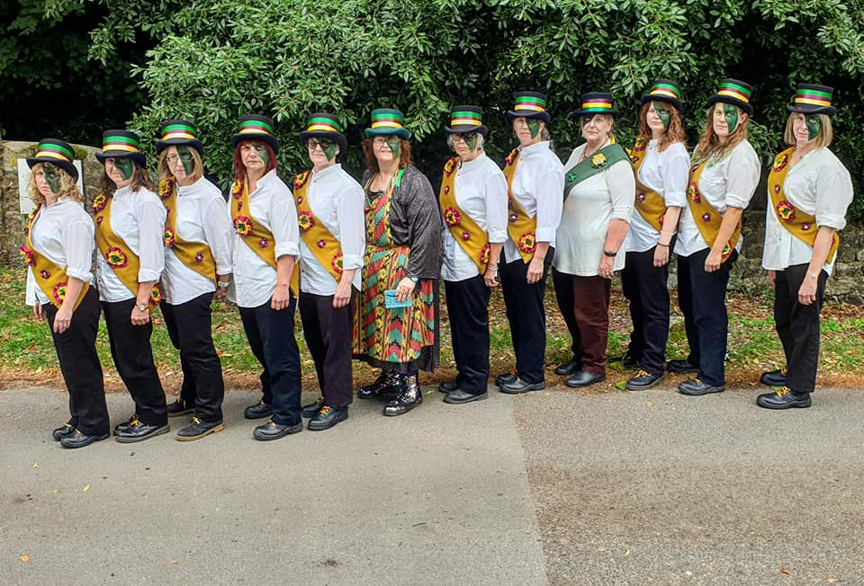 photo of Seven Sisters Molly Dancers