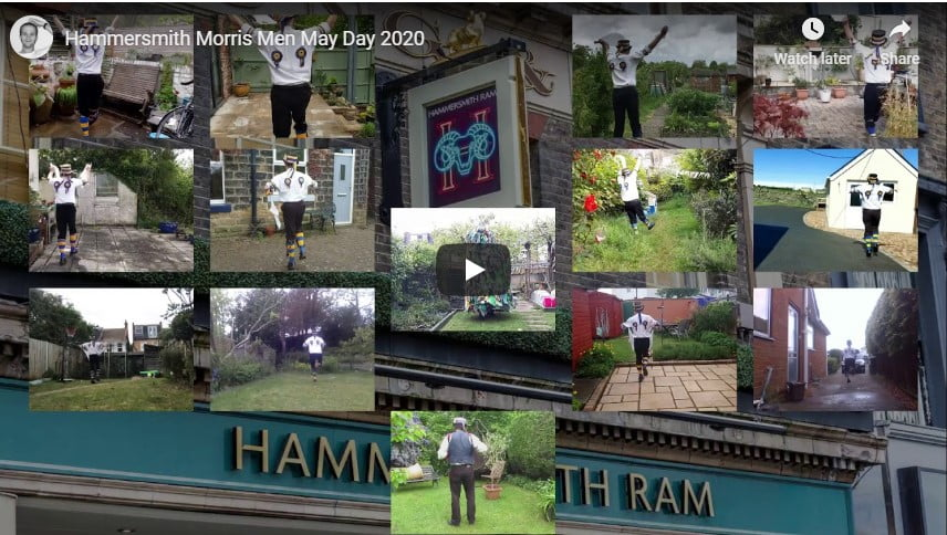 Hammersmith May Day Zoom