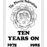 thumbnail of The Morris Federation Ten Years On