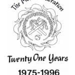 thumbnail of The Morris Federation Twenty One Years