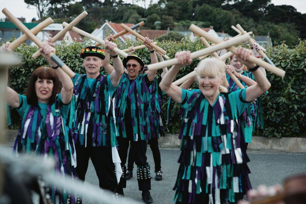 Belles and Broomsticks Morris, Guernsey