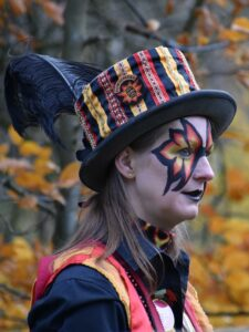 Powderkegs Border Morris by Chris Birkenshaw