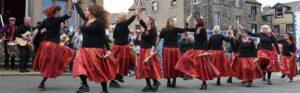 Malkin Morris Nelson dance