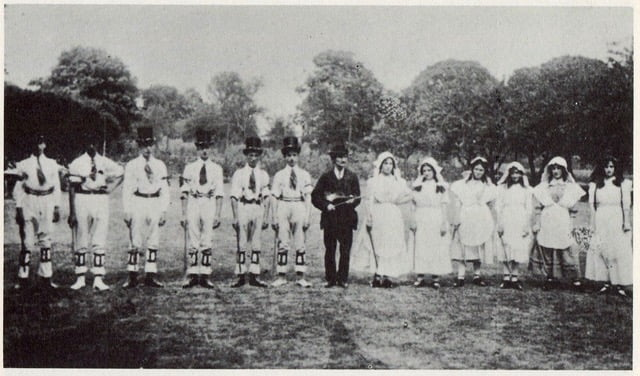 Thaxted Morris c.1911