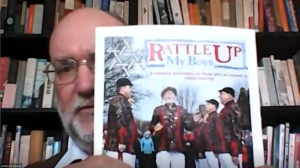 Andrew Kennedy & Rattle Up My Boys magazine
