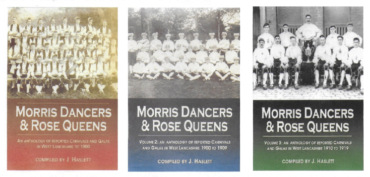 MDRQ Vol 1 to 3 book covers