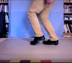 Toby Bennett feet