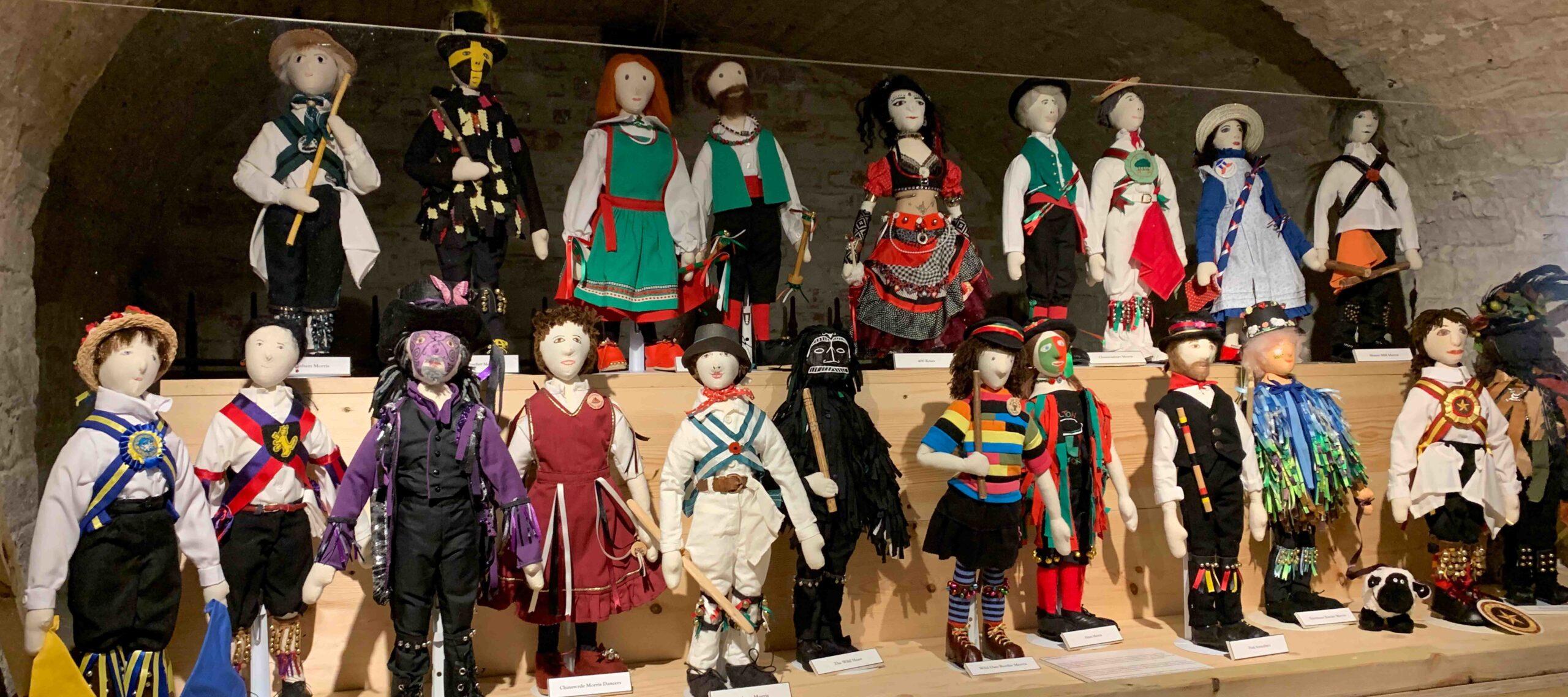 Morris Dolls line up